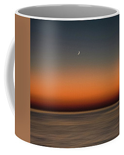 Lonely Moon Coffee Mug