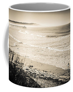 Lonely Pb Surf Coffee Mug