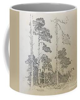 Lonely Pines Coffee Mug