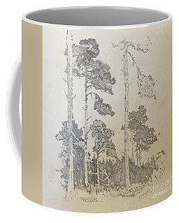 Lonely Pines Coffee Mug