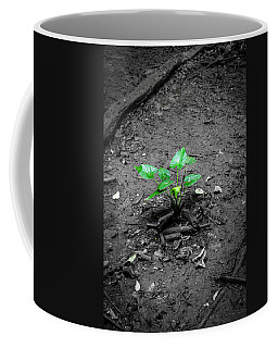 Lonely Plant Coffee Mug