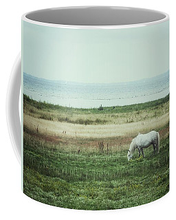 Lonely Pony Coffee Mug by Karen Stahlros