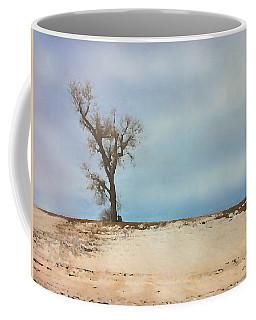 Lonely Sentinel  Coffee Mug