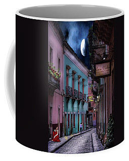 Lonely Street Coffee Mug