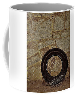 Lonely Tire Coffee Mug