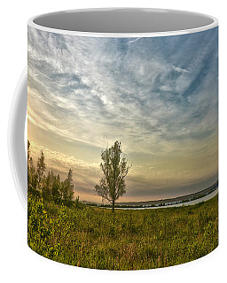 Lonely Tree In Dintelse Gorzen Coffee Mug