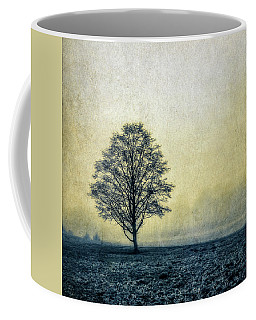 Lonely Tree Coffee Mug by Marion McCristall