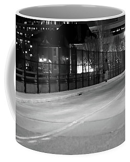Lonely Walk Coffee Mug