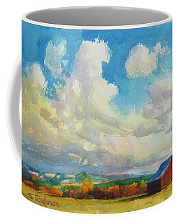 Lonesome Barn Coffee Mug