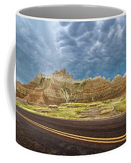 Lonesome Highway Coffee Mug
