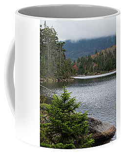 Lonesome Lake Coffee Mug