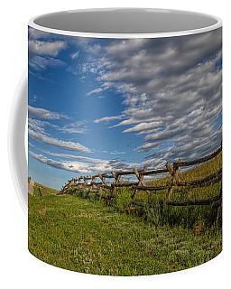 Lonesome Road Coffee Mug by Alana Thrower