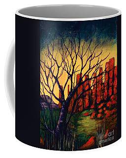 Lonesome Tree  Coffee Mug