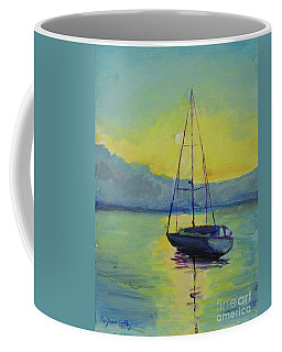 Long-awaited Sunrise Coffee Mug