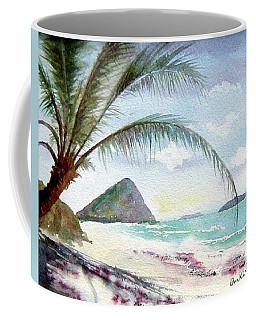 Long Bay Shadows Coffee Mug
