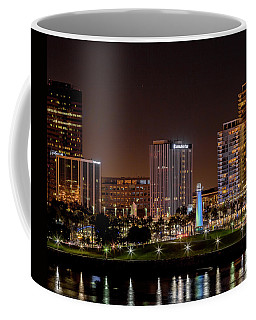 Long Beach A Chip In Time Color Coffee Mug