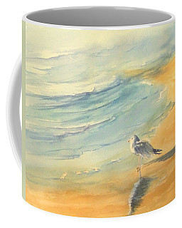Long Beach Bird Coffee Mug
