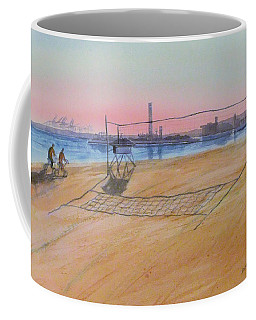 Long Beach Icons Coffee Mug