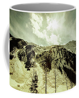 Long Climb Coffee Mug