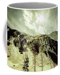 Long Climb Coffee Mug