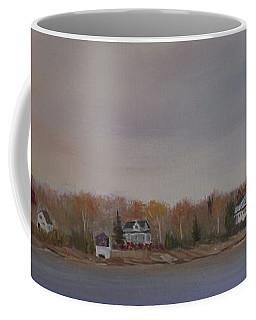 Long Cove Fall Coffee Mug
