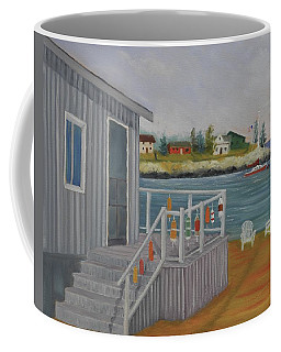 Long Cove View Coffee Mug
