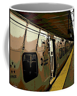 Long Island Railroad Coffee Mug