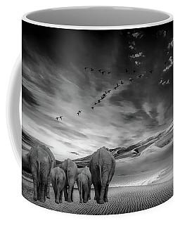 Long Journey Home Coffee Mug