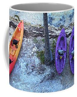 Long Key Kayaks Coffee Mug