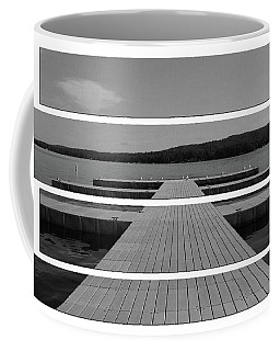 Long Lake Dock Coffee Mug