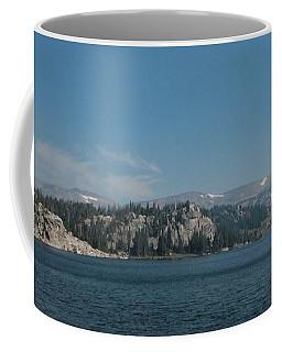 Long Lake Shoshone National Forest Coffee Mug