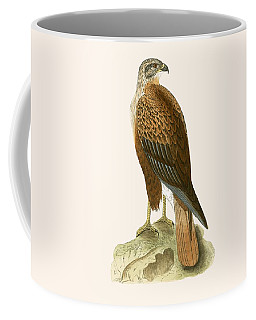 Long Legged Buzzard Coffee Mug