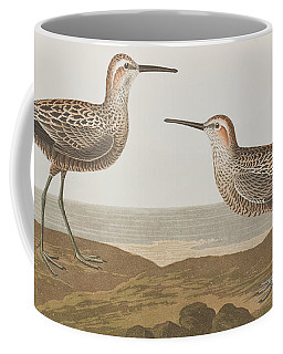 Long-legged Sandpiper Coffee Mug