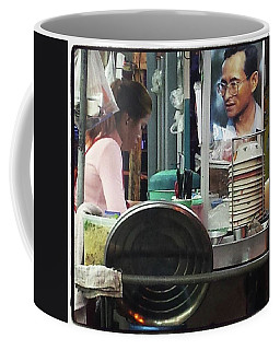 Coffee Mug featuring the photograph Long Live The King. Even After His by Mr Photojimsf