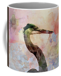 Long Neck 3 Coffee Mug