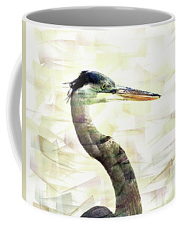 Coffee Mug featuring the photograph Long Neck 4 by Marty Koch