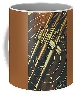 Long Range Tactical Rifles Coffee Mug