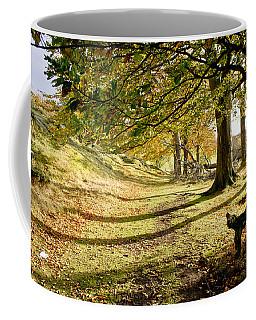 Long Shadows Of The Afternoon Coffee Mug