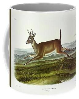 Long-tailed Deer Coffee Mug