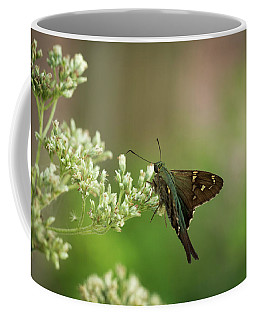 Long-tailed Skipper Coffee Mug