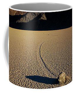 Long Tracks Coffee Mug