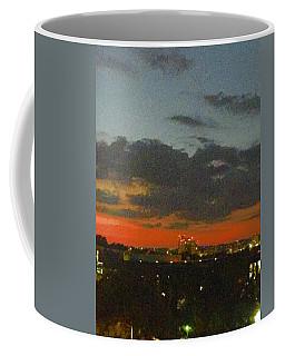 Longhorn Dusk Coffee Mug