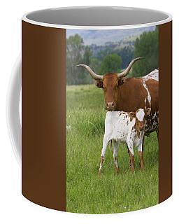 Longhorns Coffee Mug