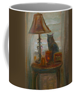 Longing- A Not-so-stillife Coffee Mug