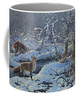 Longing For The End Of Winter Coffee Mug