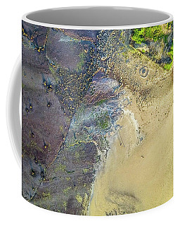 Coffee Mug featuring the photograph Longreef Point by Chris Cousins