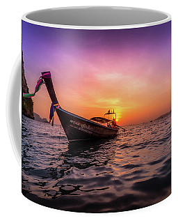 Longtail Sunset Coffee Mug