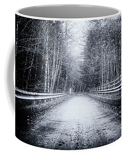 Lonliness Highway Coffee Mug by Spencer McDonald