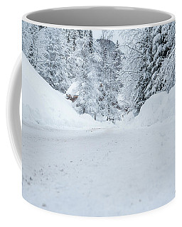 Lonly Road- Coffee Mug