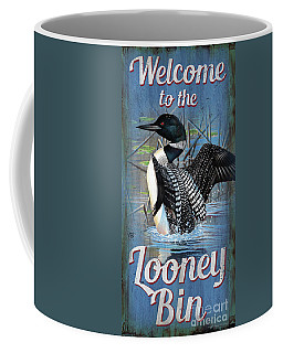Lonney Bin Sign Coffee Mug
